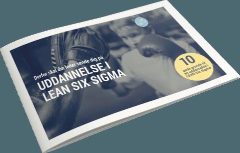 10 gode grunde til lean six sigma